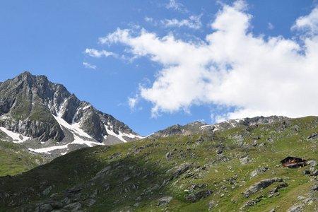 Eisseehütte - Wunalm Rundwanderung