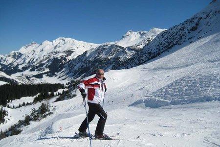 Unterwegs in St. Anton am Arlberg
