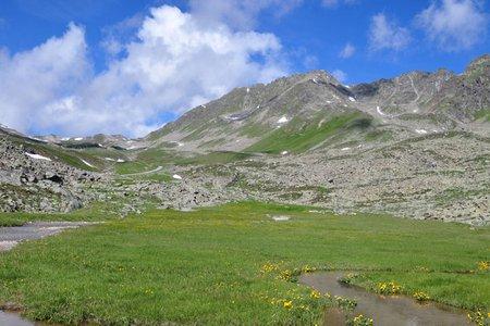Serfaus - Lazidkopf - Hexenseehütte