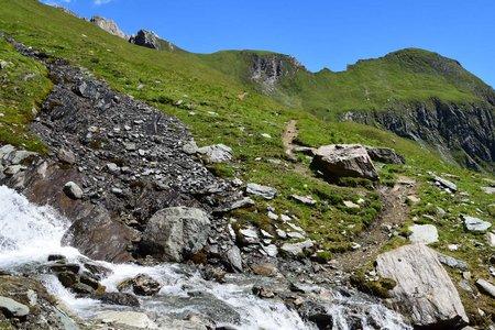 Wiesbauerspitze (2767 m) von Ströden