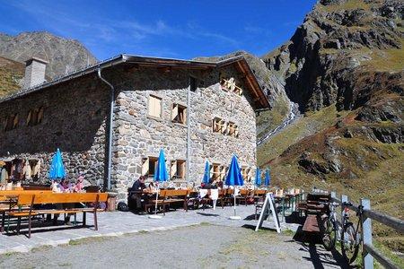 Längenfeld - Amberger Hütte