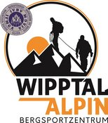 Logo WIPPTAL-ALPIN, Bergsportzentrum