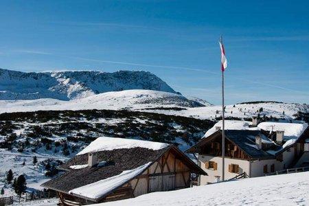 Stöfflhütte (2057 m) über Kasereck