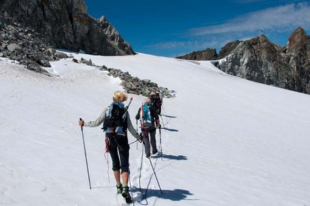 Hintere Jamspitze-Dreiländerspitze Rundtour