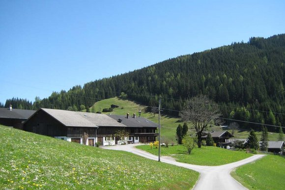 Alpbachtal & Tiroler Seenland, Brandenbergtal