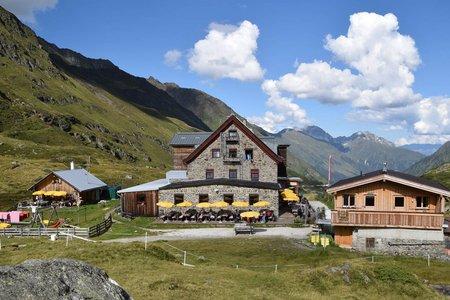 Tag 2: Starkenburger Hütte – Franz Senn Hütte