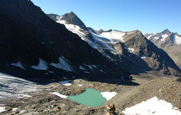 Bergtour Schrankogel
