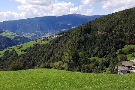 Ramitzler Schwaige – St. Peter Runde von Lajen