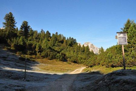 Fodara Vedla Hütte – Senneshütte von S.Uberto