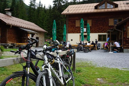Konstanzer Hütte von St. Anton