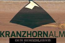 Logo Kranzhornalm, 1230 m - Erl