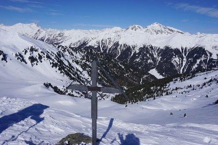 Schönjöchl (2308m) von Pens