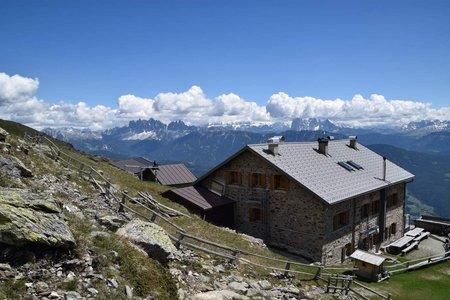 Radlsee Hütte, 2284 m - Sarntaler Alpen