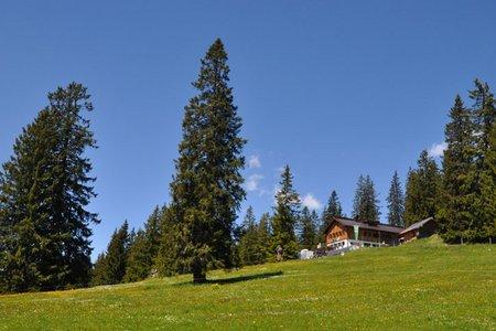 Gufferthütte von Achenkirch (Parkplatz Falkenmoos)