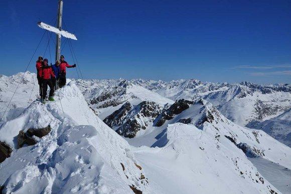 Vent – die Skitourenregion der Skibergsteiger