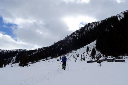 Kundlalm von der Schönangeralm, Wildschönau
