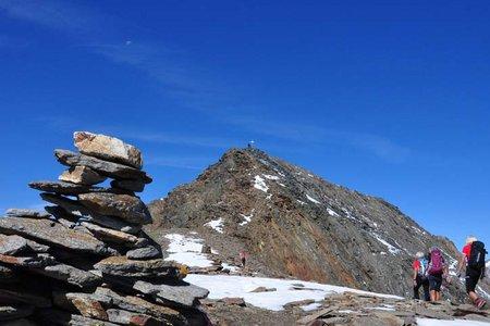 Roteck (3337 m) von Partschins