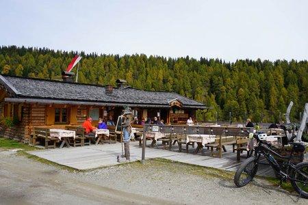 Anratter Hütte – Valser Tal Rundtour