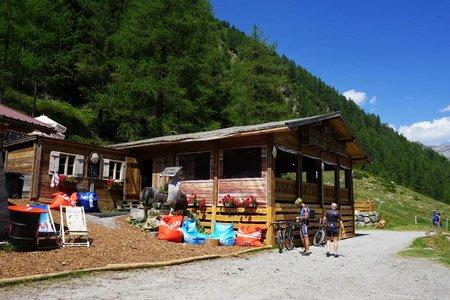 Larein Alpe von Galtür