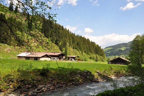 Brixental, Spertental und Windautal