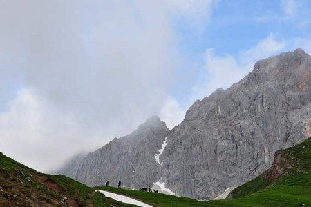 Kleine Wettersteingebirge-Durchquerung
