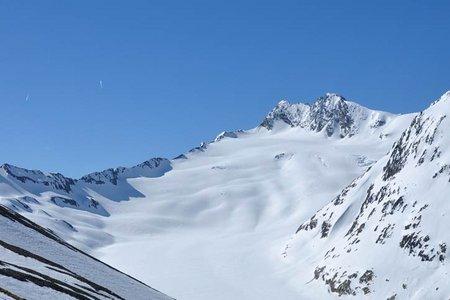 Hochwilde (3458 m) durch das Langental
