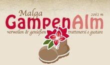 Logo Gampen Alm (Malga Gampenalm) - Villnösstal