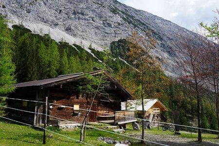 Stallenalm – Vomperberg Rundfahrt