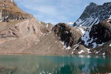 Eisseewanderung vom Parkplatz Wallhorn