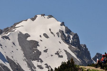 Elfer Bergstation – Elferhütte - Panoramaweg - Karalm