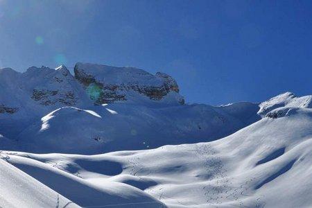 Cresta Bianca (2932 m) vom Cimabanche