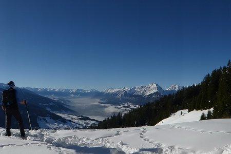 Höhenweg- Naunzalm am Pillberg