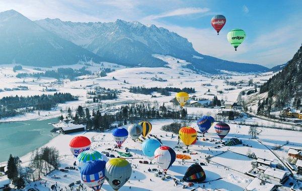 Kaiserwinkl Alpin Bolloning