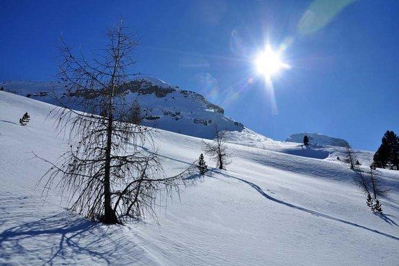Besondere Skitouren-Regionen in den Alpen