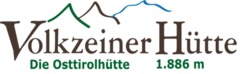 Logo Volkzeiner Hütte, 1886m - Villgratental