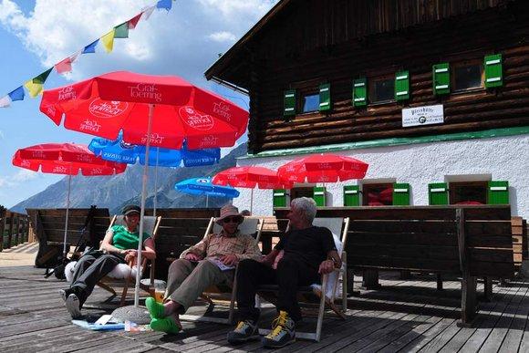 Berghütten in Innsbruck Umgebung, Axams und im Senderstal