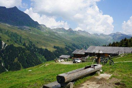Alpe Gibau von Kops