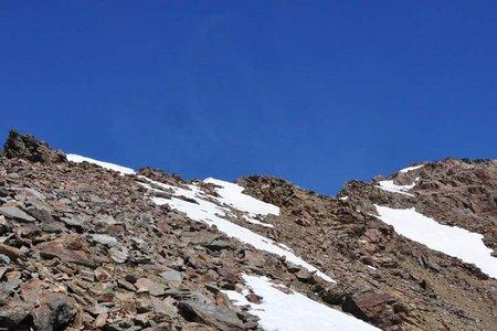 Saykogel (3335 m) von der Samoarhütte