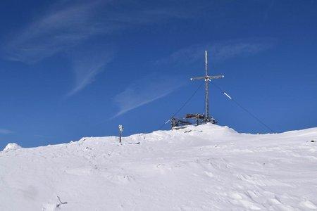 Stoanamandl & Anratterhütte von Spinges
