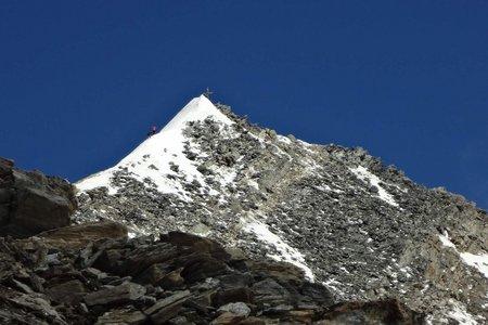 Hochfeiler (3509 m) aus dem Pfitschertal