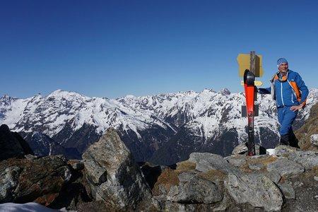 Niederreichscharte (2729m) von der Dortmunder Hütte