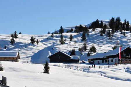 Ellen - Hospalm - Starkenfeldhütte