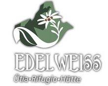 Logo Edelweiss Hütte, 1832 m - Kolfuschg