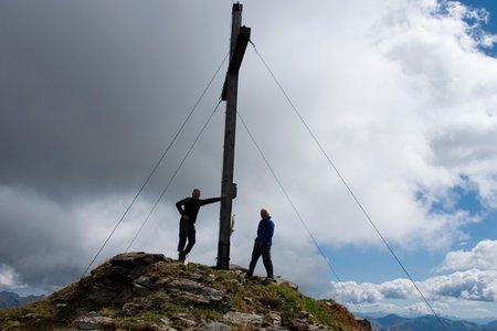 Wetterspitze (2709 m) von Ladurns