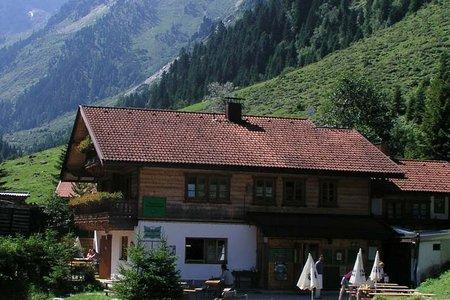 Volders - Voldertalhütte