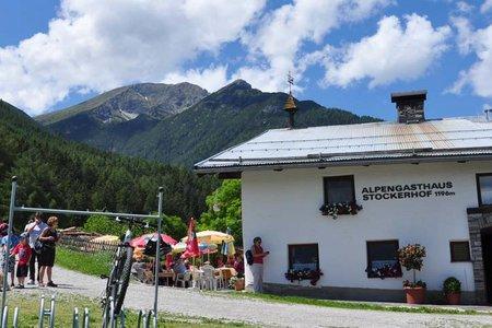 Alpengasthaus Stockerhof von Telfes