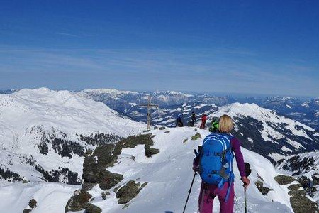 Pallspitze (2389 m) durch den Frommgrund