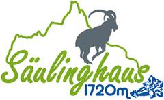 Logo Säulinghaus, 1720 m - Pflach