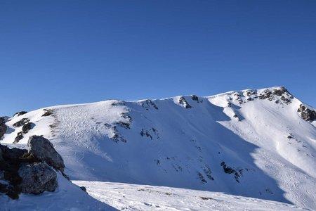 Vorderunnütz (2078 m) von Steinberg am Rofan