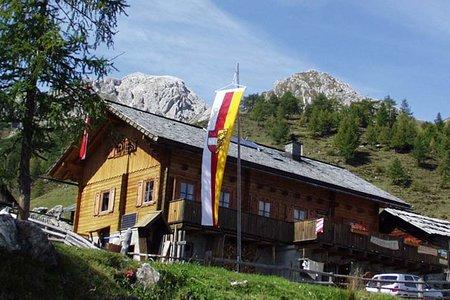 Kalserhütte (1800 m) von Nikolsdorf